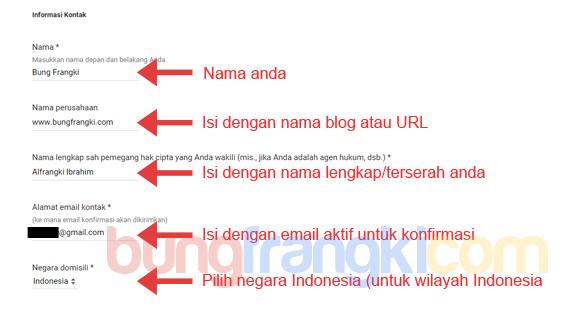 Cara Melaporkan Blog Copas (copy paste)