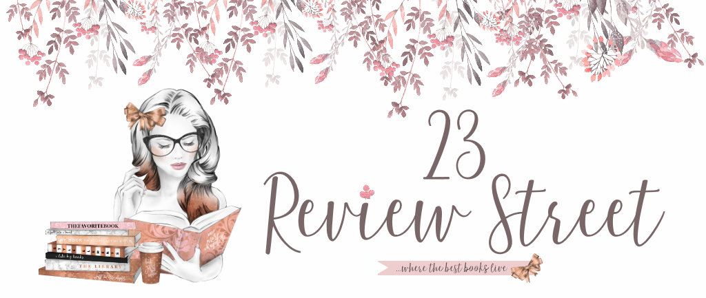 23 Review Street - a Book Blog