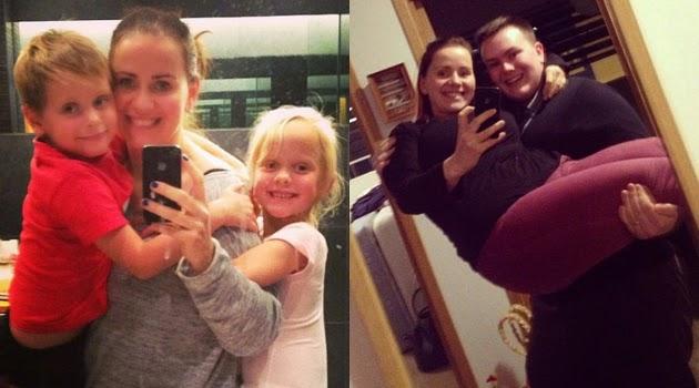 Wanita Asal Islandia Sukses Turun 36 Kg Karena Diet Selfie