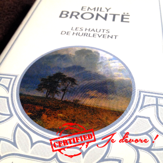 Les hauts de Hurlevent Emily Brontë critique