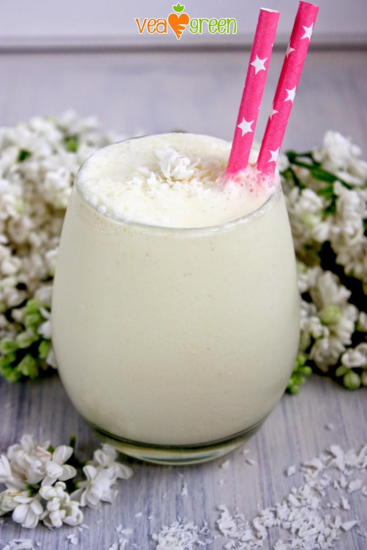 banan kokos smoothie