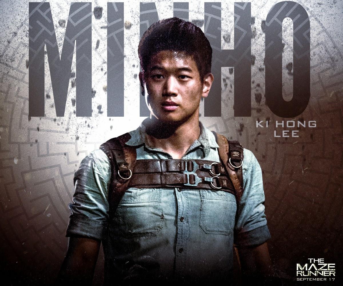 Ki Hong Lee in The Maze Runner