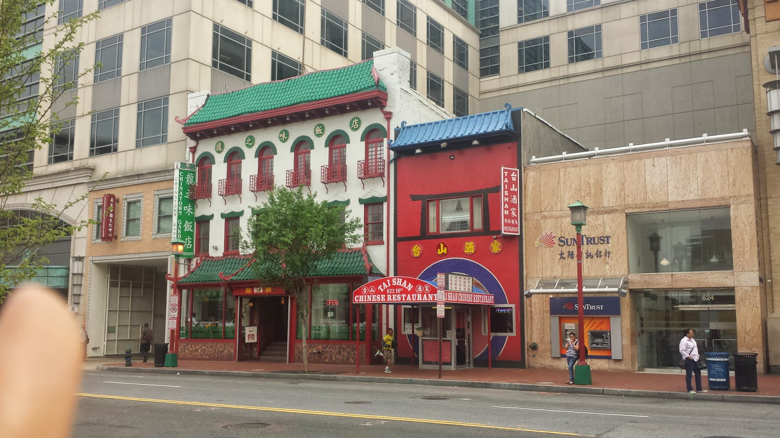 I Consider It One Of The Best Areas In Dc To Dine With Numerous Restaurants Cafes And Outdoor Food Markets Chinatown Features From Various