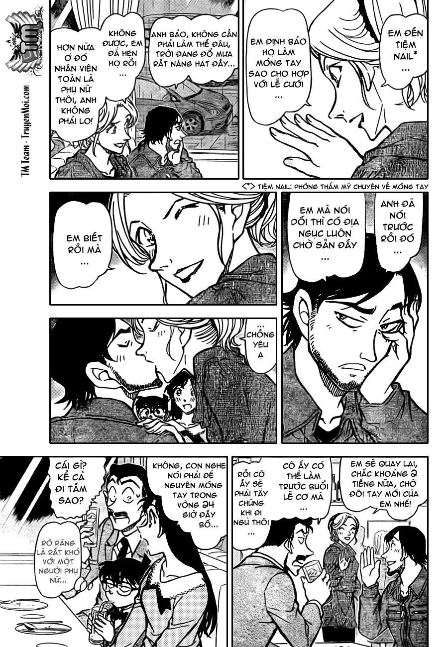 Detective Conan - Thám Tử Lừng Danh Conan chap 793 page 6 - IZTruyenTranh.com