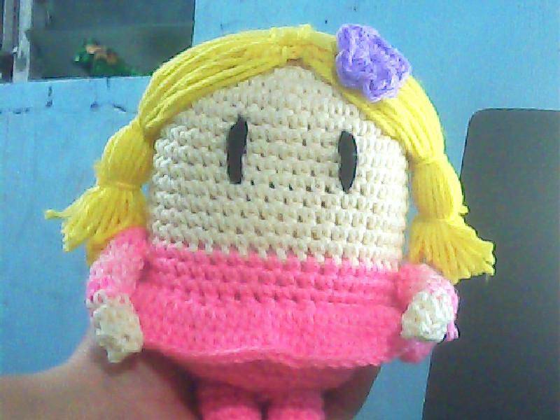 Amigurumi Hello Kitty Crochet Pattern : Cutey Patuty : Tamago Girl Amigurumi Free Pattern
