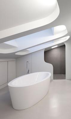 Spectacular Unique Home Designed for Futuristic Impression