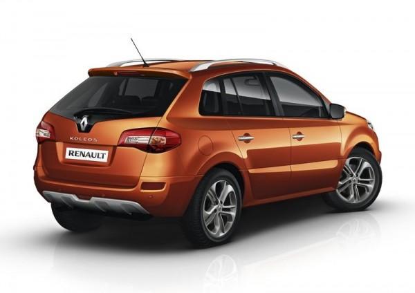 2012 Renault Koleos Review Car News And Show