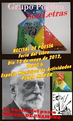 32 Feria Municipal del Libro. Del 5 al 13 de mayo de 2012. Plaza Mayor de Salamanca