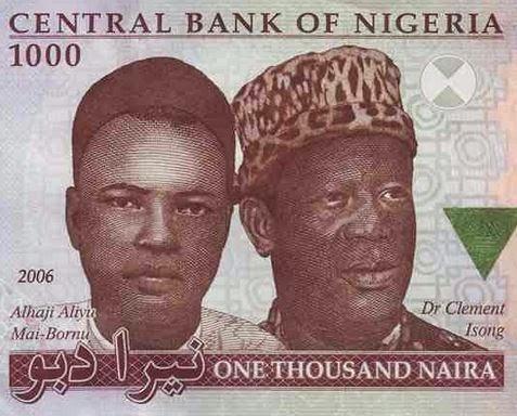 1k naira