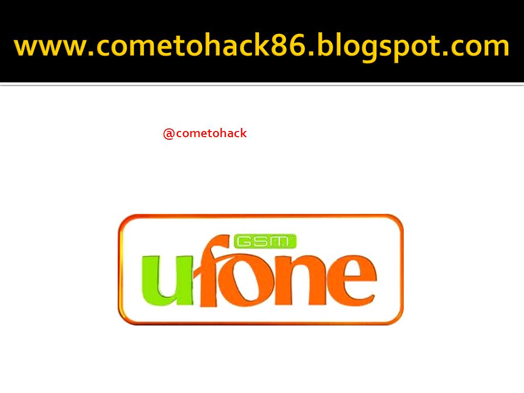 Ufone Latest Tips And Tricks Updates