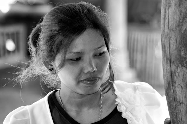 Beauté du jour : Jeune femme de la province de Kampong Speu, Cambodge