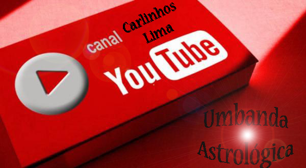 Canal no Youtube