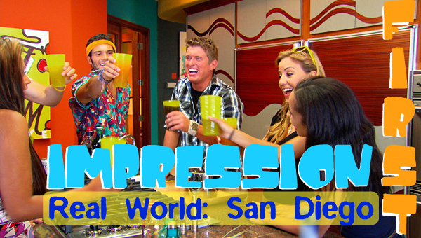 Love Elizabethany First Impressions Of Real World San Diego
