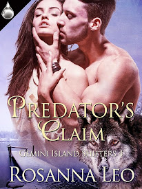 Predator's Claim, now available at www.lsbooks.com