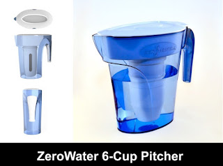 ZeroWater_6cupitcher Zero Water 6 Cup Pitcher Giveaway-CLOSED