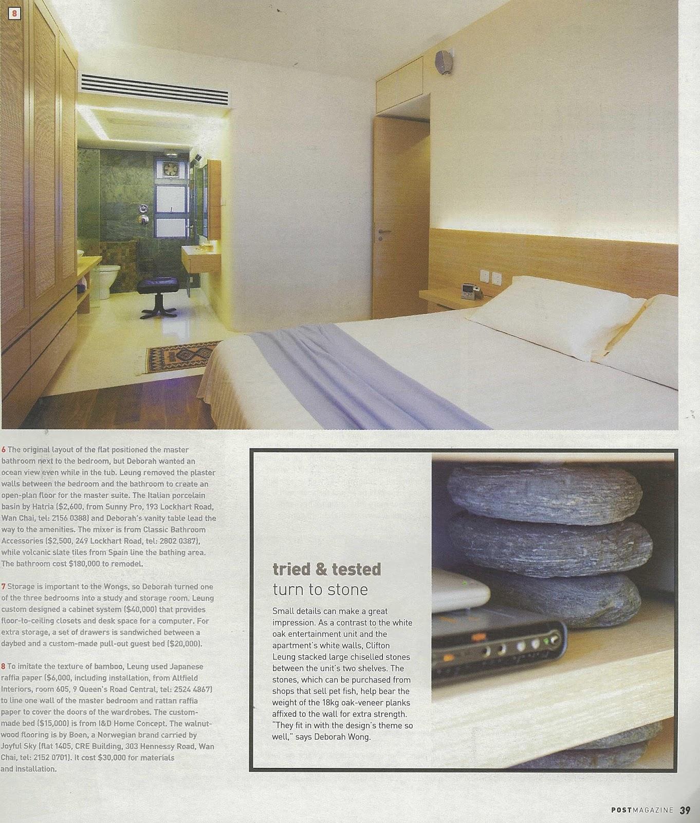 Hong Kong Interior Design Tips Ideas