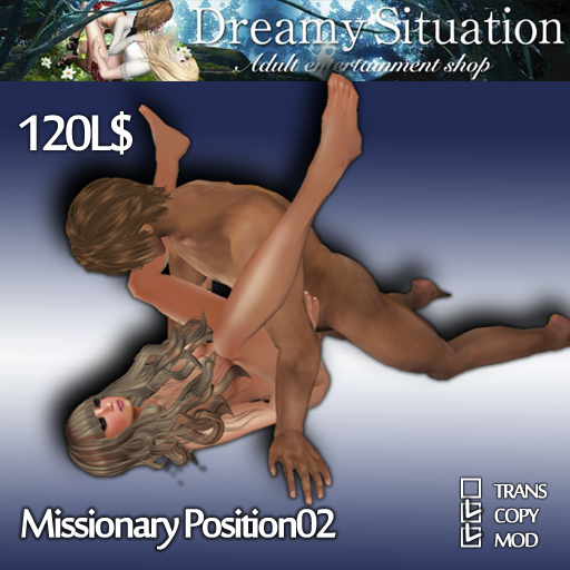 SEX Ball Series +DS+Missionary Position
