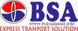 Kantor BSA Express Denpasar Bali
