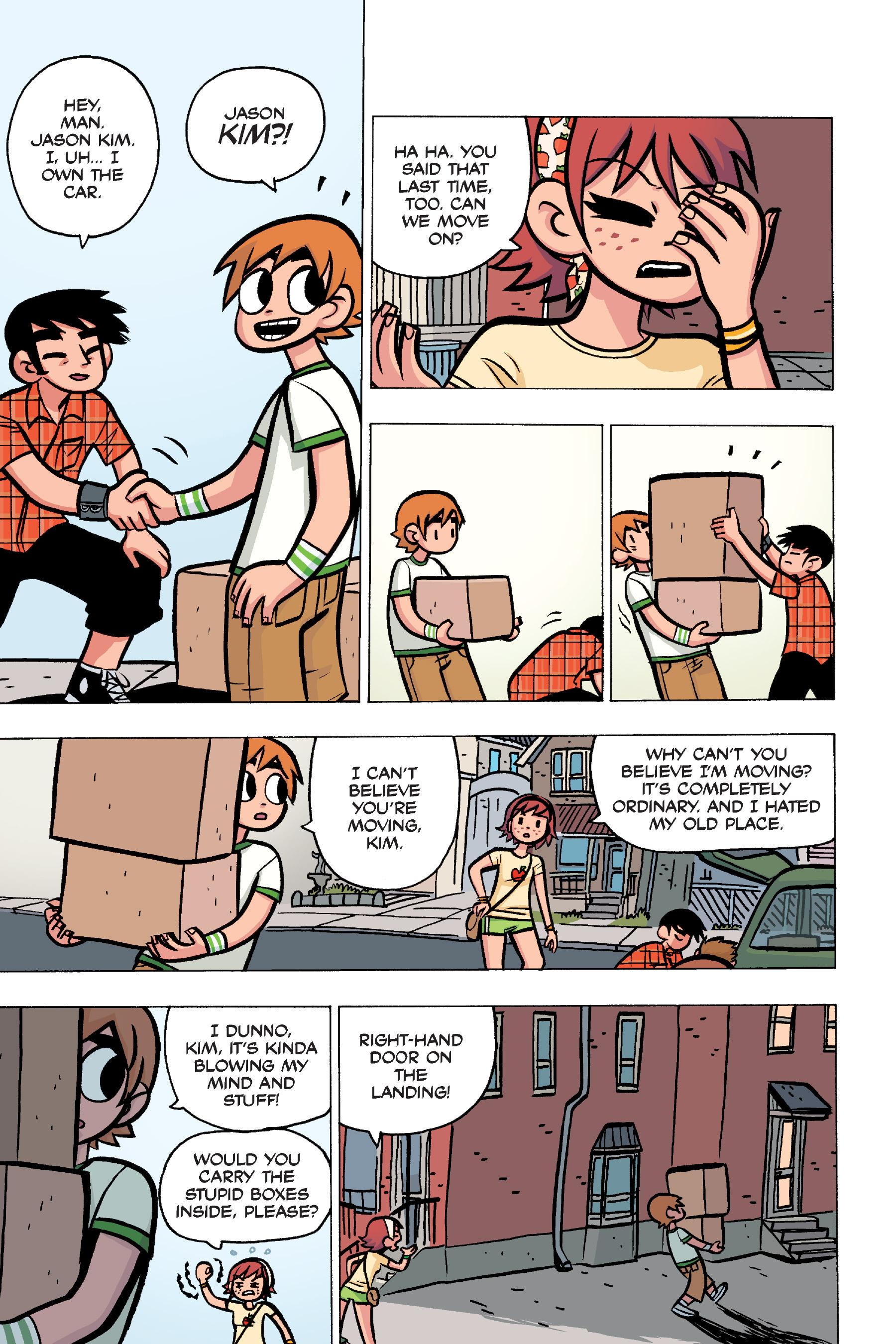Read online Scott Pilgrim comic -  Issue #4 - 25