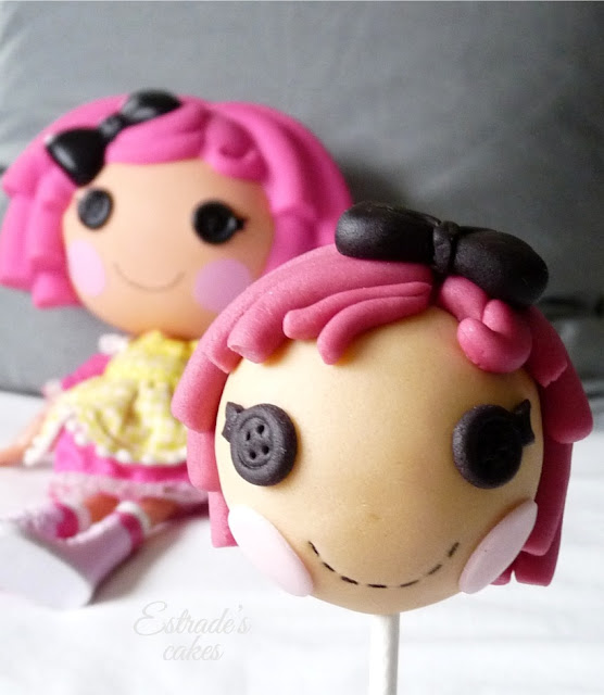 cake pop lalaloopsy galletera - 01
