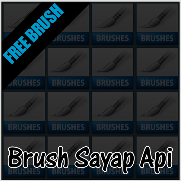 Brush Sayap Api Gratis - Album Kolase Wedding Prewedding