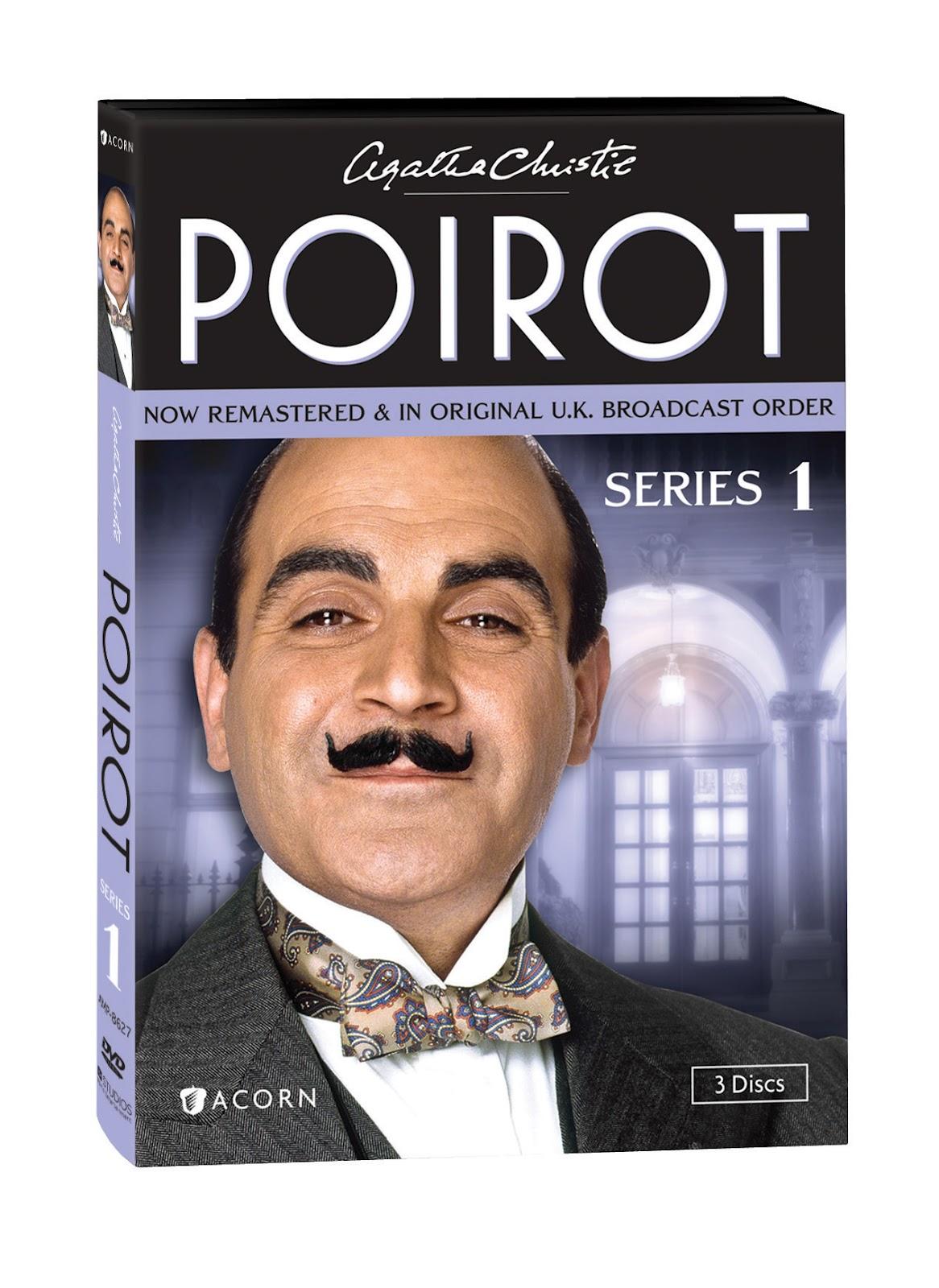 Poirot - Stagione 1  (10/10) [1989],Avi DVDRip ITA/ENG MP3 Xvid