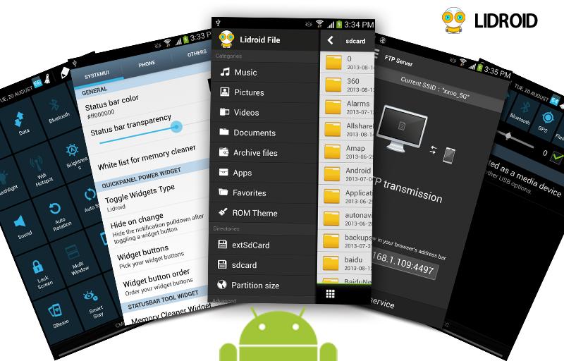 Galaxy S 4 i9500 rom