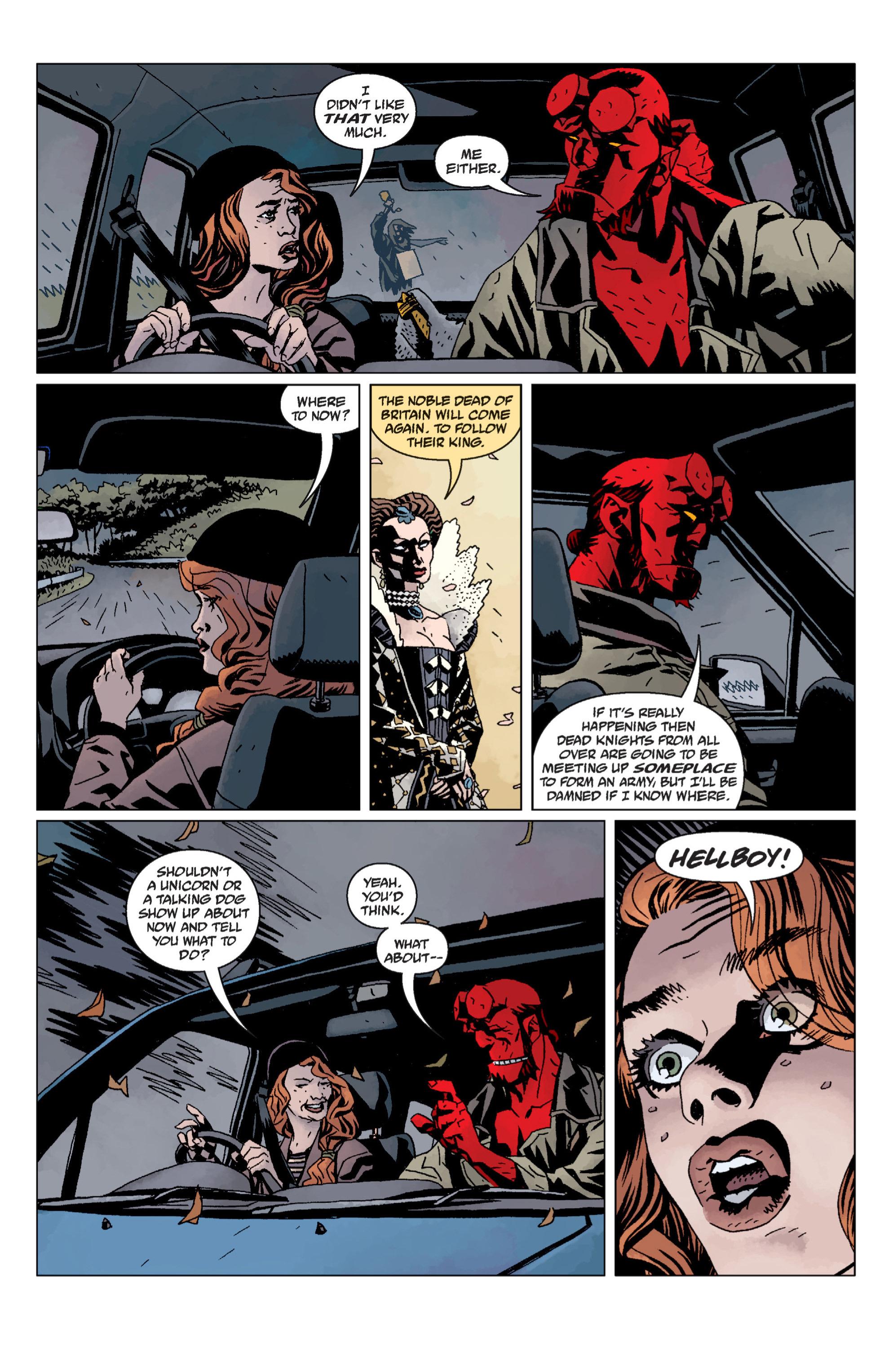 Hellboy chap 12 pic 22