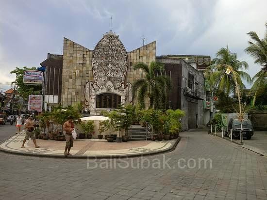 Pictures: Bali Bombing Monument (Ground Zero) in Jalan Legian Kuta