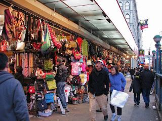 Walking Canal Street