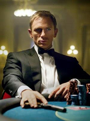 Casino Royale, 2006, James Bond With Gun