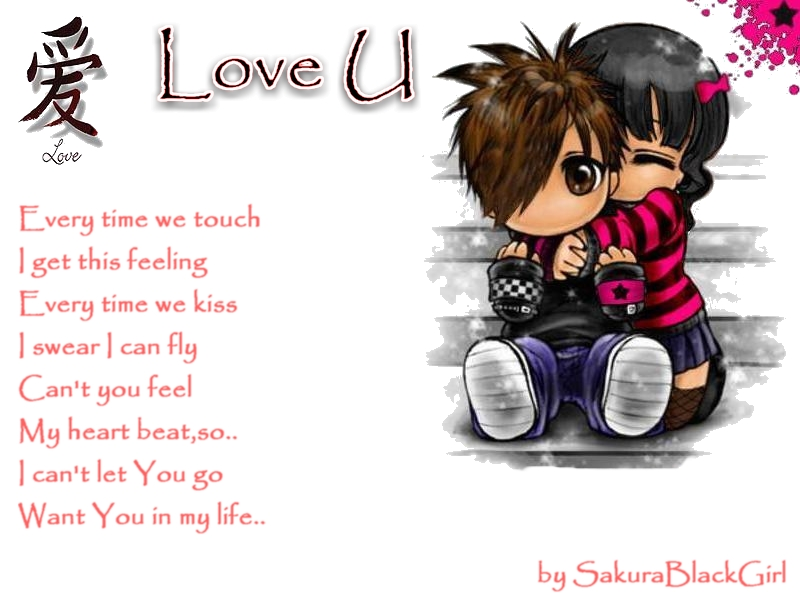 Love Wallpapers Emo : Emos Wallpaper: Emo Love Wallpapers