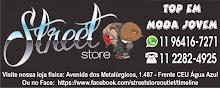 Street Store em Cidade Tiradentes