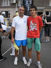 Ramiro Morán y Alejandro Vicente