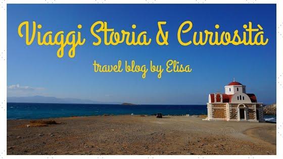 Viaggi, Storia & Curiosità
