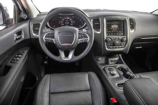 New 2014 Dodge Durango - Interior