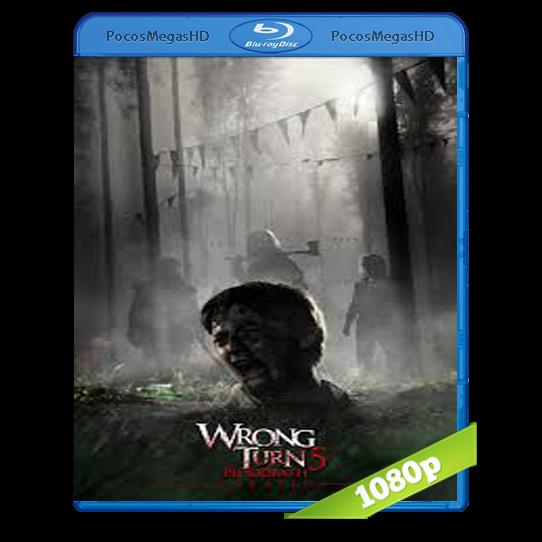 Camino Hacia el Terror 5 (2012) V. ExTendida BrRip 1080p Audio Dual Latino/Ingles 5.1