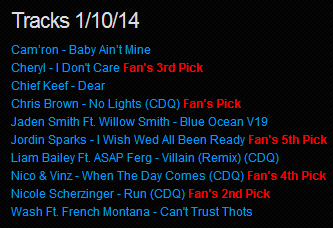 Download [Mp3]-[NEW TRACK RELEASE] เพลงสากลเพราะๆ ออกใหม่มาแรงประจำวันที่ 1 October 2014 [Solidfiles] 4shared By Pleng-mun.com