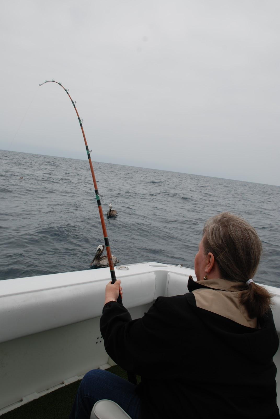 It 39 s a little love story deep sea fishing marina del rey for Alaska deep sea fishing