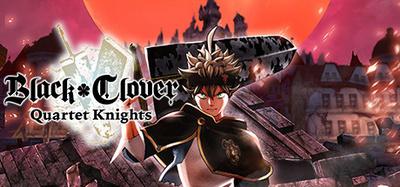 Black Clover Quartet Knights-CODEX