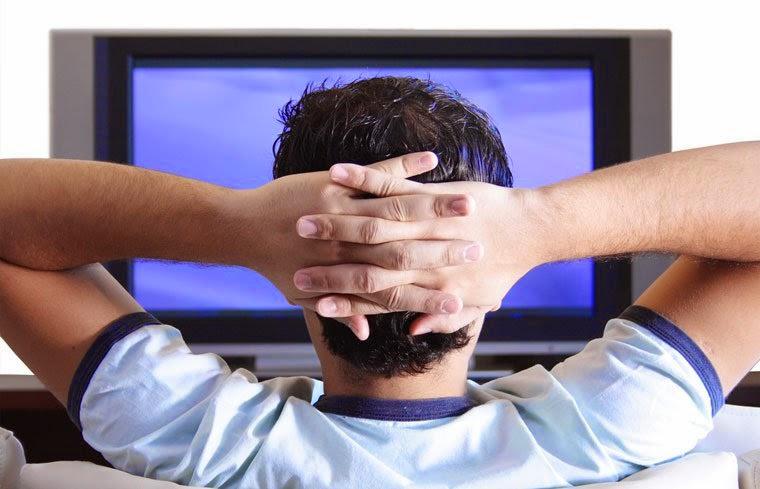 مشاهدة التلفزيون 3 ساعات يوميًا تزيد خطر الوفاة المبكرة !!