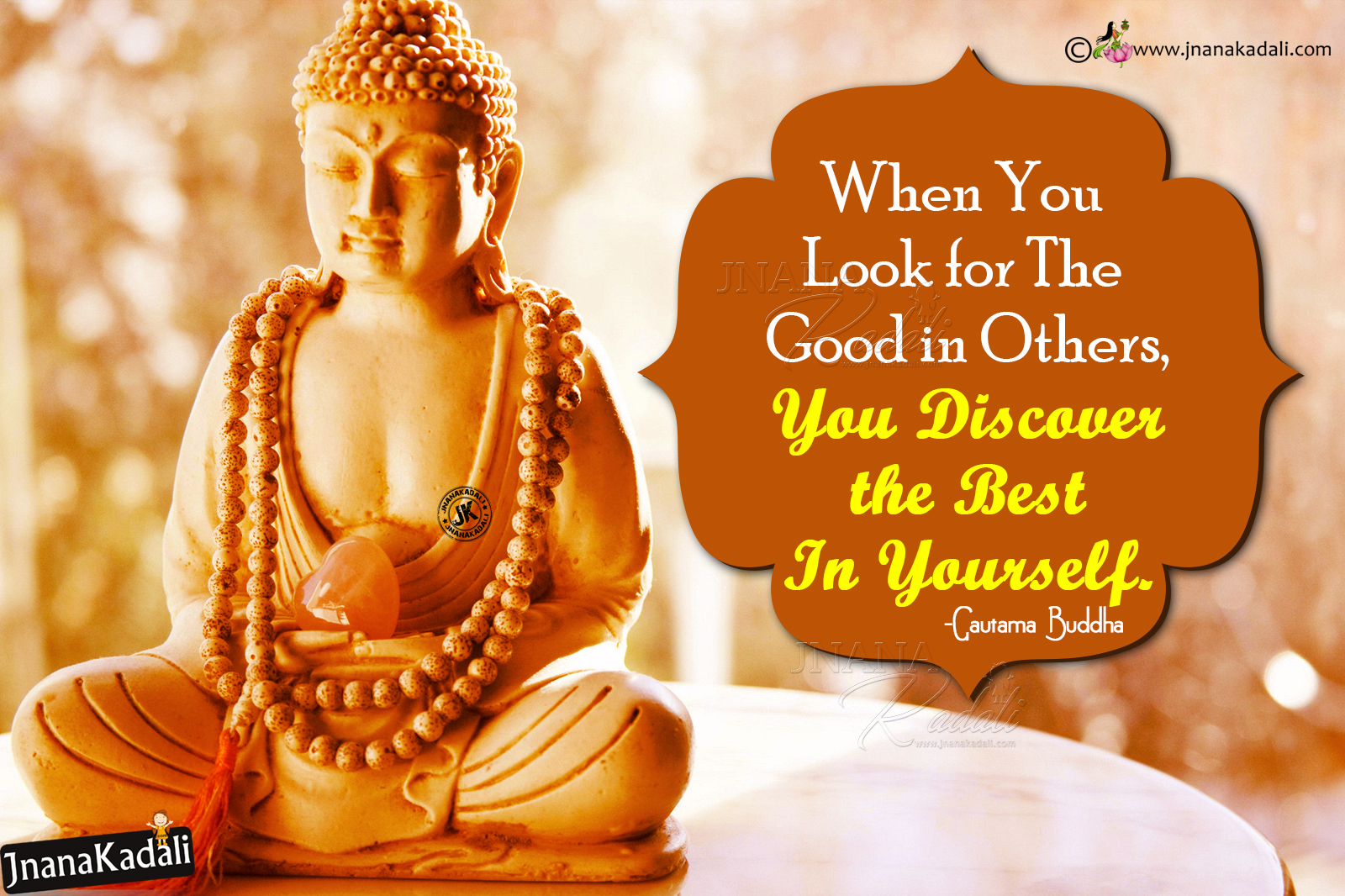 Buddha quotes wallpaper in hindi