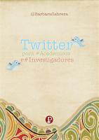 Twitter para Académicos e investigadores