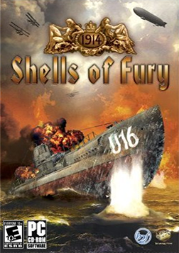 1914 - Shells Of Fury Game