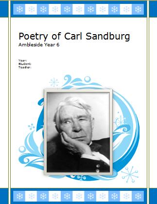 Sandburg Home Page