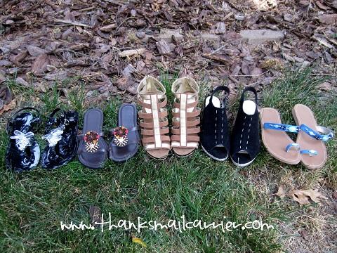 Avon shoes
