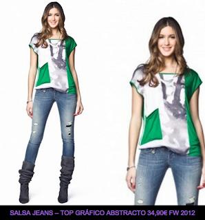 Salsa-Jeans-Tops-Otoño-Invierno-2012/2013