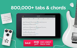 Ultimate Guitar Tabs & Chords v4.2.5