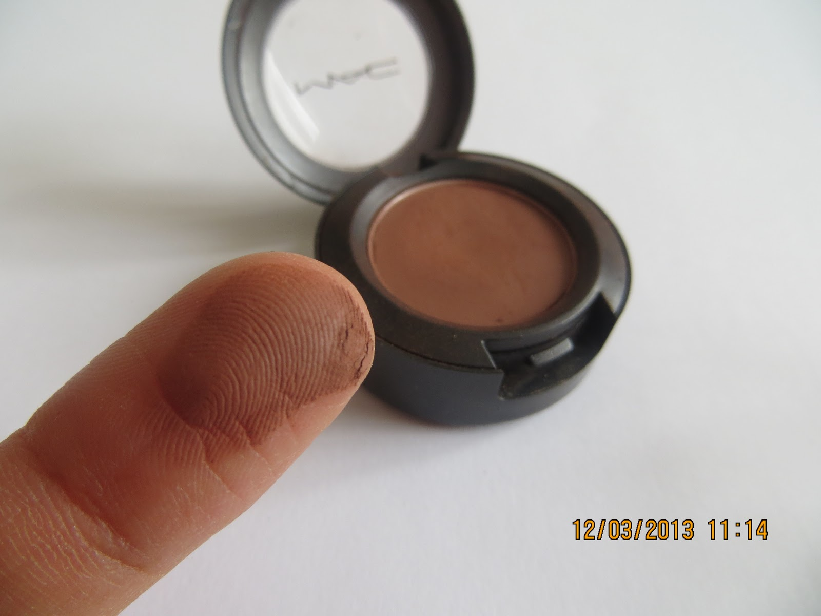 mac swiss chocolate eyeshadow -#main