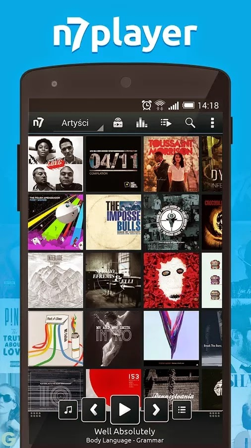 n7player Music Player Premium v2.5.1